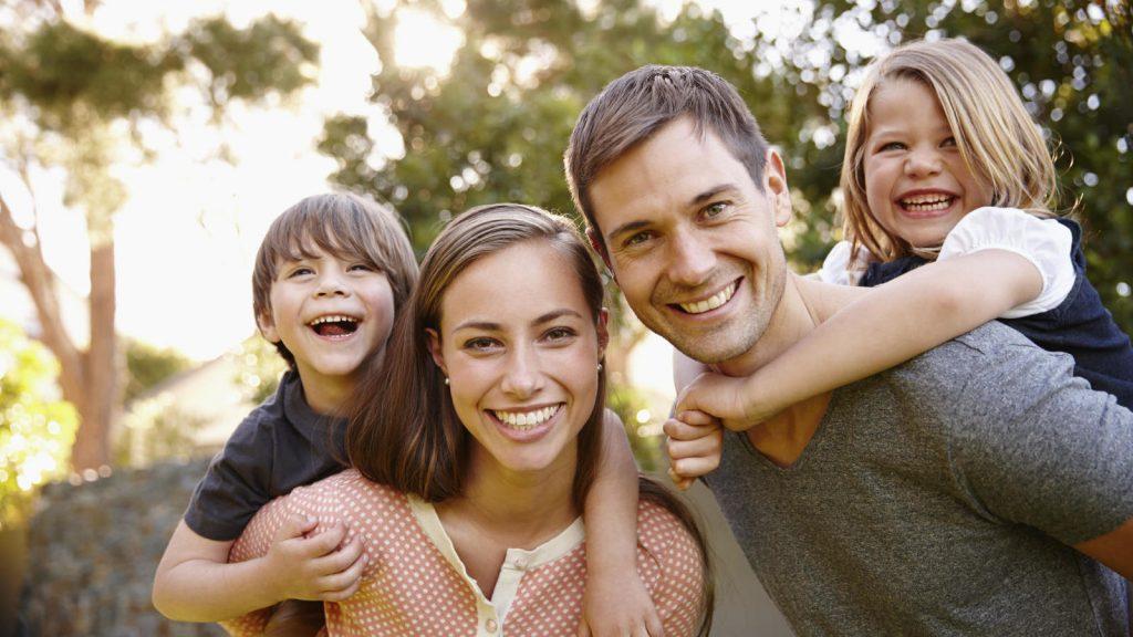 lograr hábitos saludables en familia