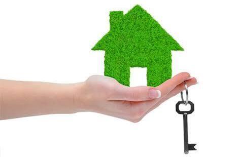Obten una hipoteca verde.