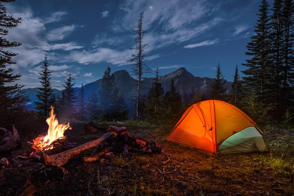 de campamento