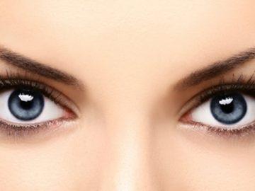 Ojos de mujer