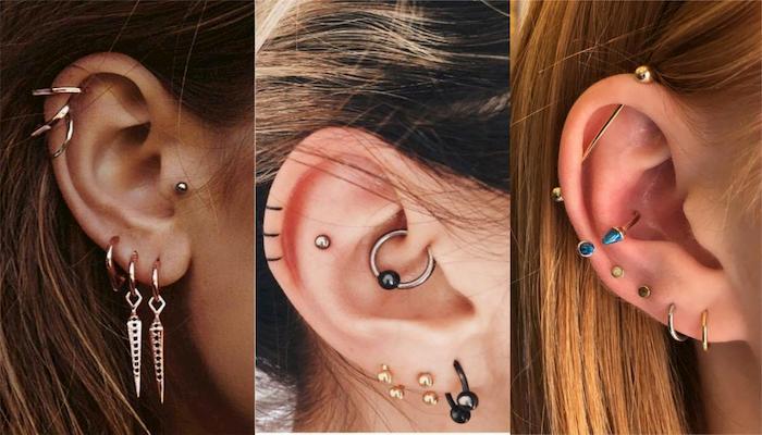 ¿Perforaciones en las orejas? Lo que debes saber