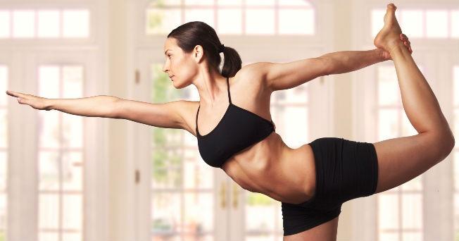 Chica aumento su rendimiento físico