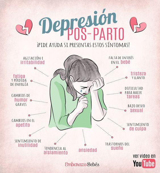 Tips para la depresión post parto