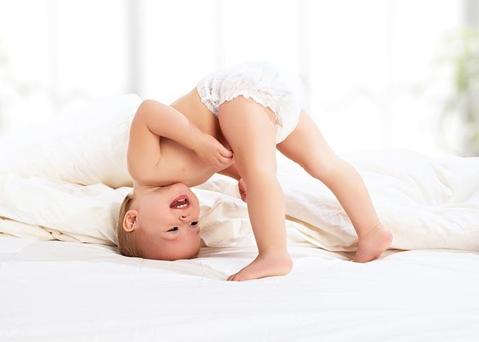 Cómo cuidar a tu bebé de las rozaduras