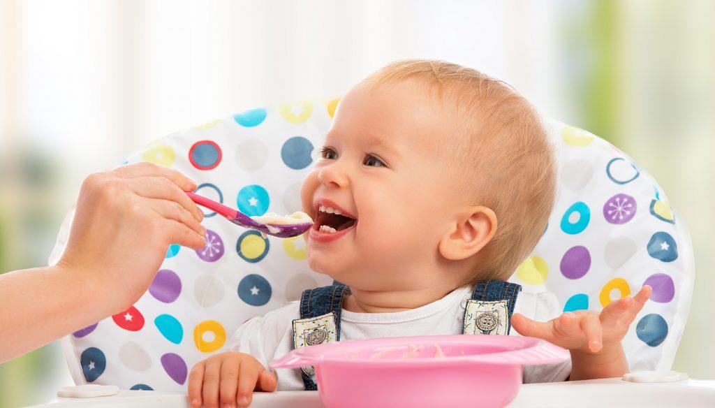 excelente nutrición para bebés