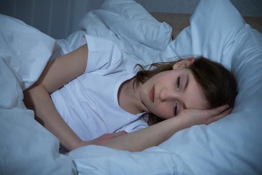 ¿Tu hijo tiene problemas para dormir?