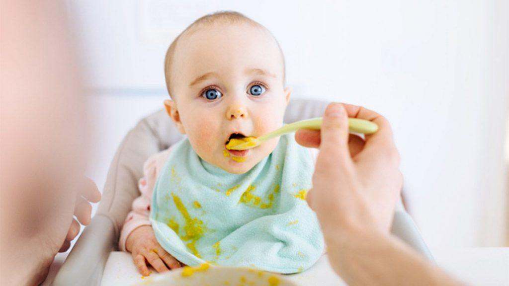 El peligro de la anemia en bebés