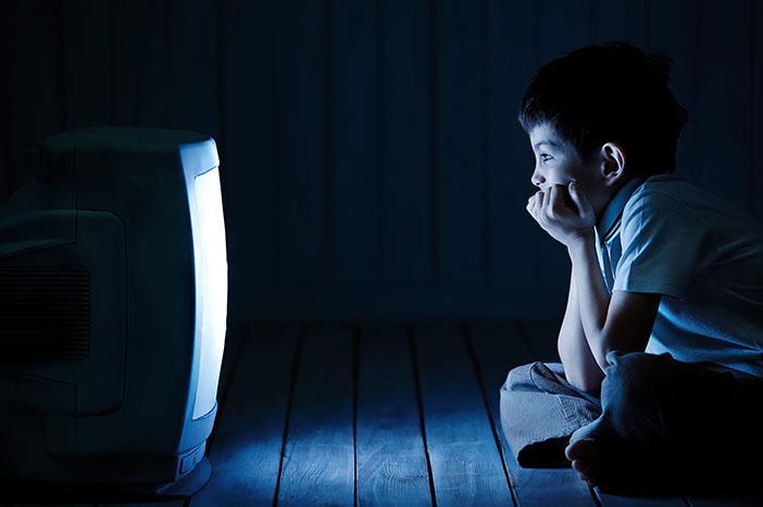 televisión y niños