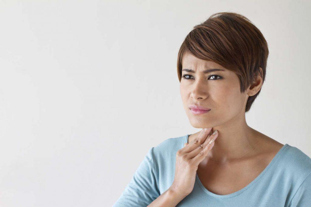 ¿Sabes qué es la faringitis crónica?