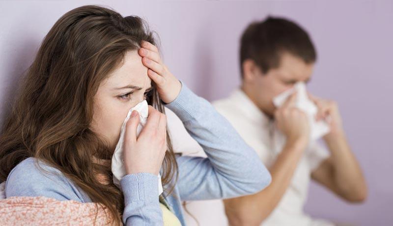 Desaparece esa molesta gripe
