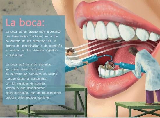 la salud bucal y sus beneficios