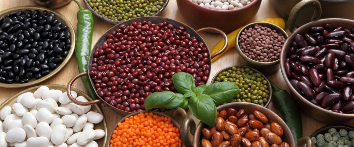 las legumbres y los gases