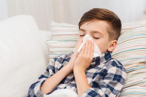 porque mi hijo tiene fiebre