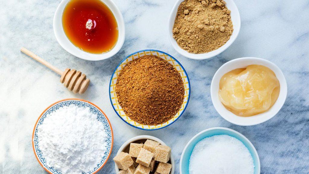 Endulzantes naturales mejores que el azúcar