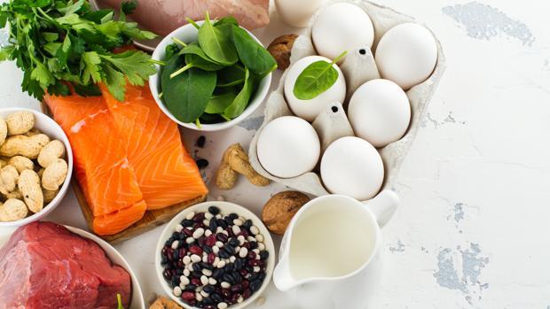 8 alimentos que ayudan al cuidado del cabello